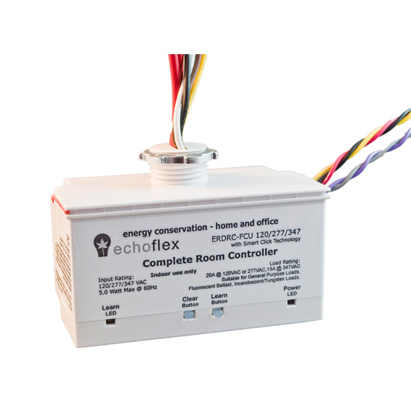 Clean tech lighting temperature controls lighting echoflex erdrc complete room dimming controller sciox Image collections