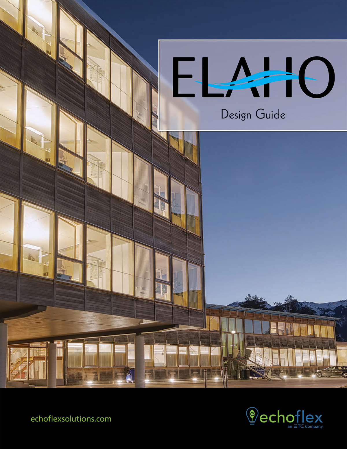 Elaho Design Guide