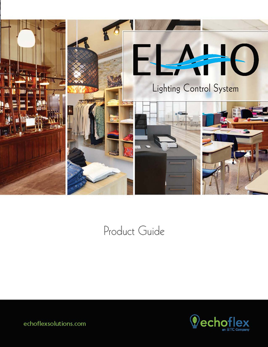 Elaho Product Guide
