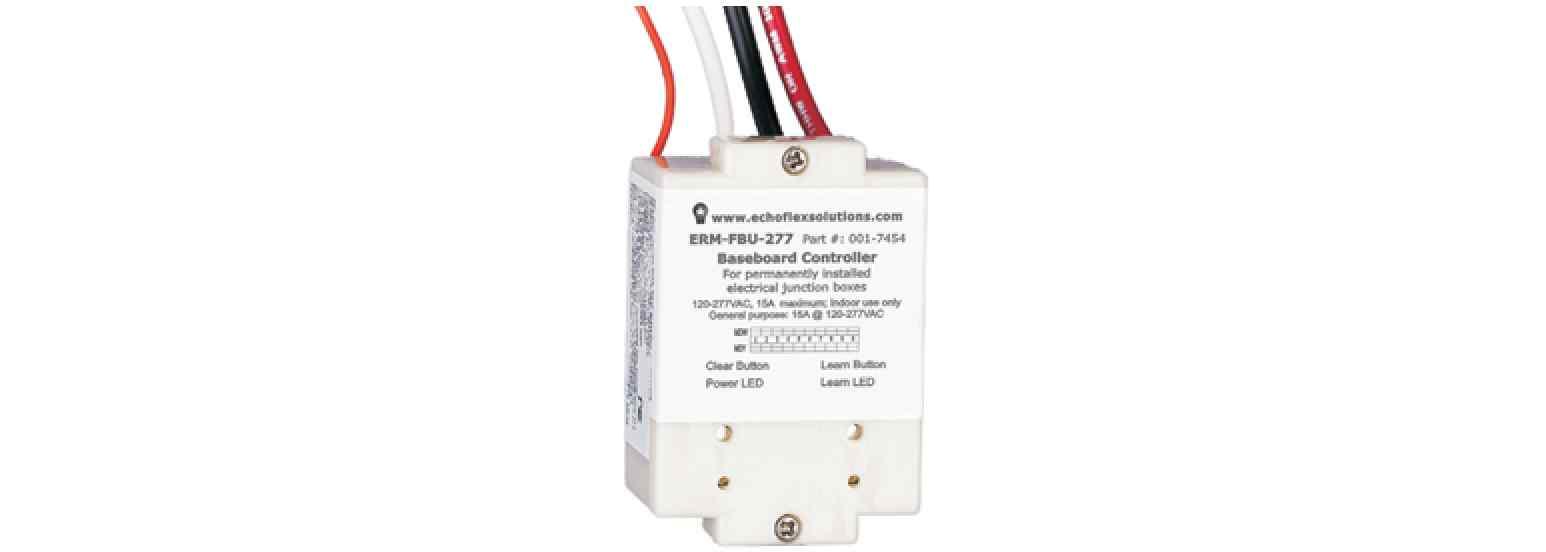 Wireless Baseboard Contoller