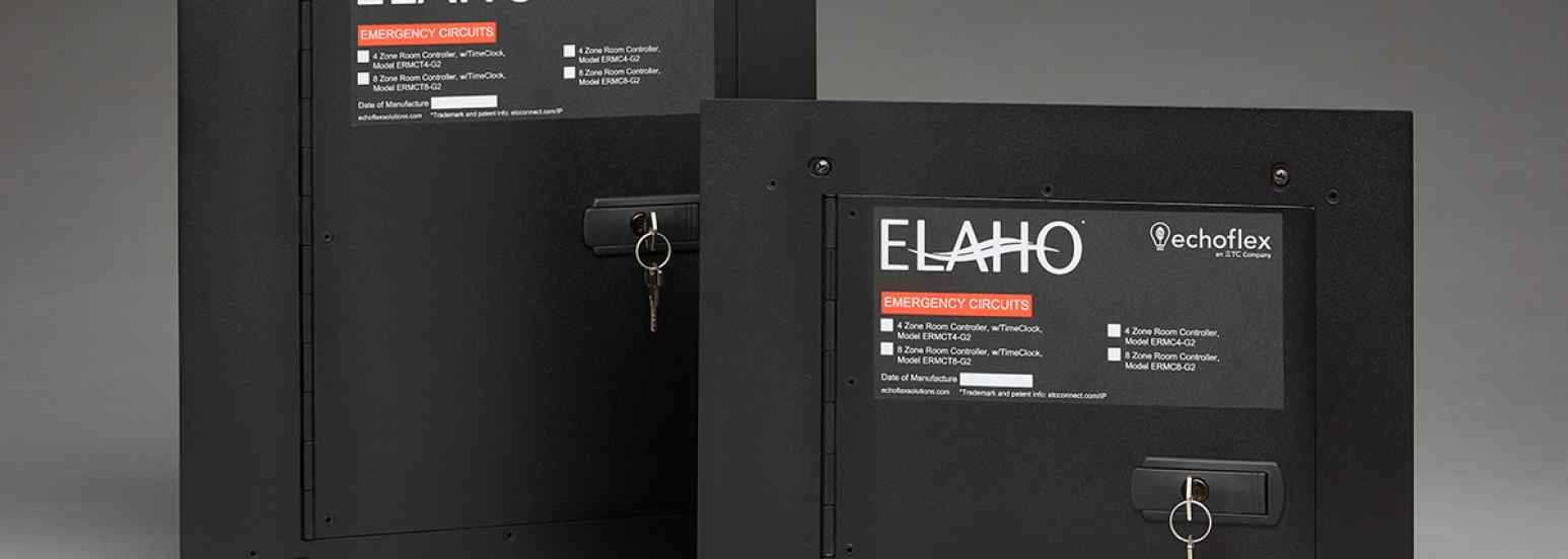 Echoflex Solutions releases flush-mount version of Elaho Room Controller