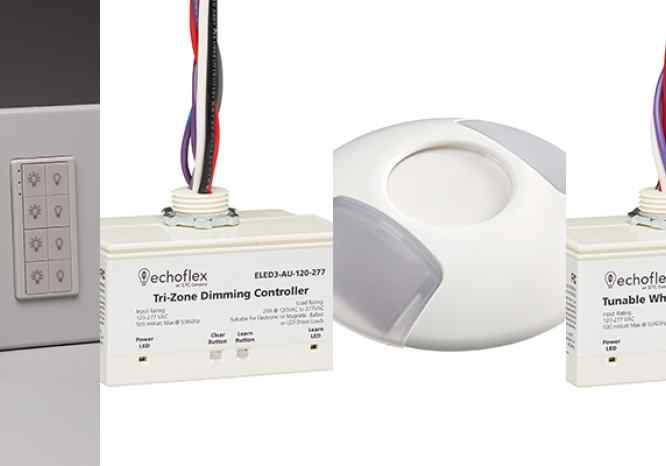 Echoflex Solutions at Lightfair 2019